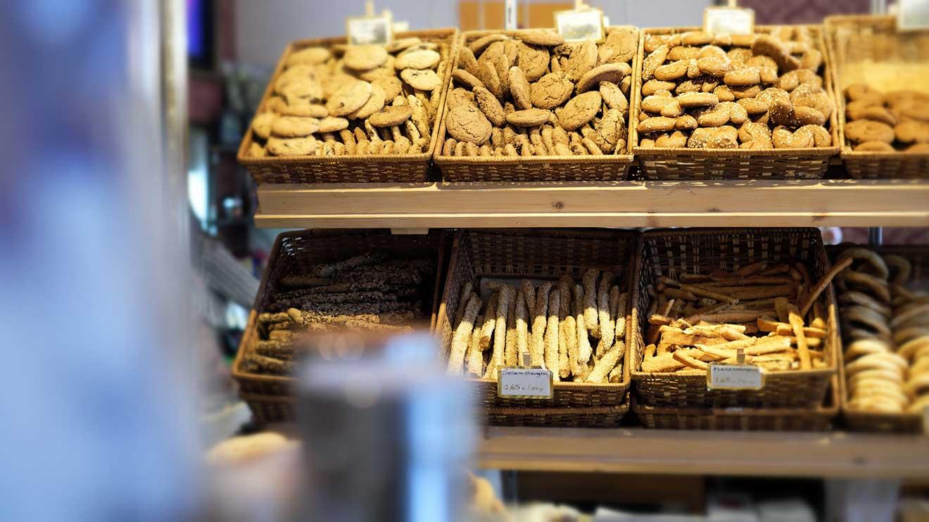 Pnyka Bakery: den Duft Griechenlands nach Wien importiert
